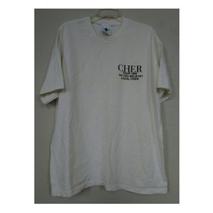 1999 Cher Do You Believe Tour Tee XL